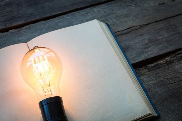 luz idonea para estudiar