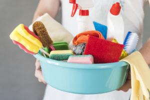 4 Errores comunes cuando limpiamos el baño