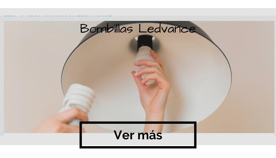bombillas ledvance