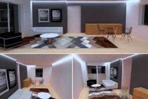 Tendencias de iluminación en proyectos de viviendas